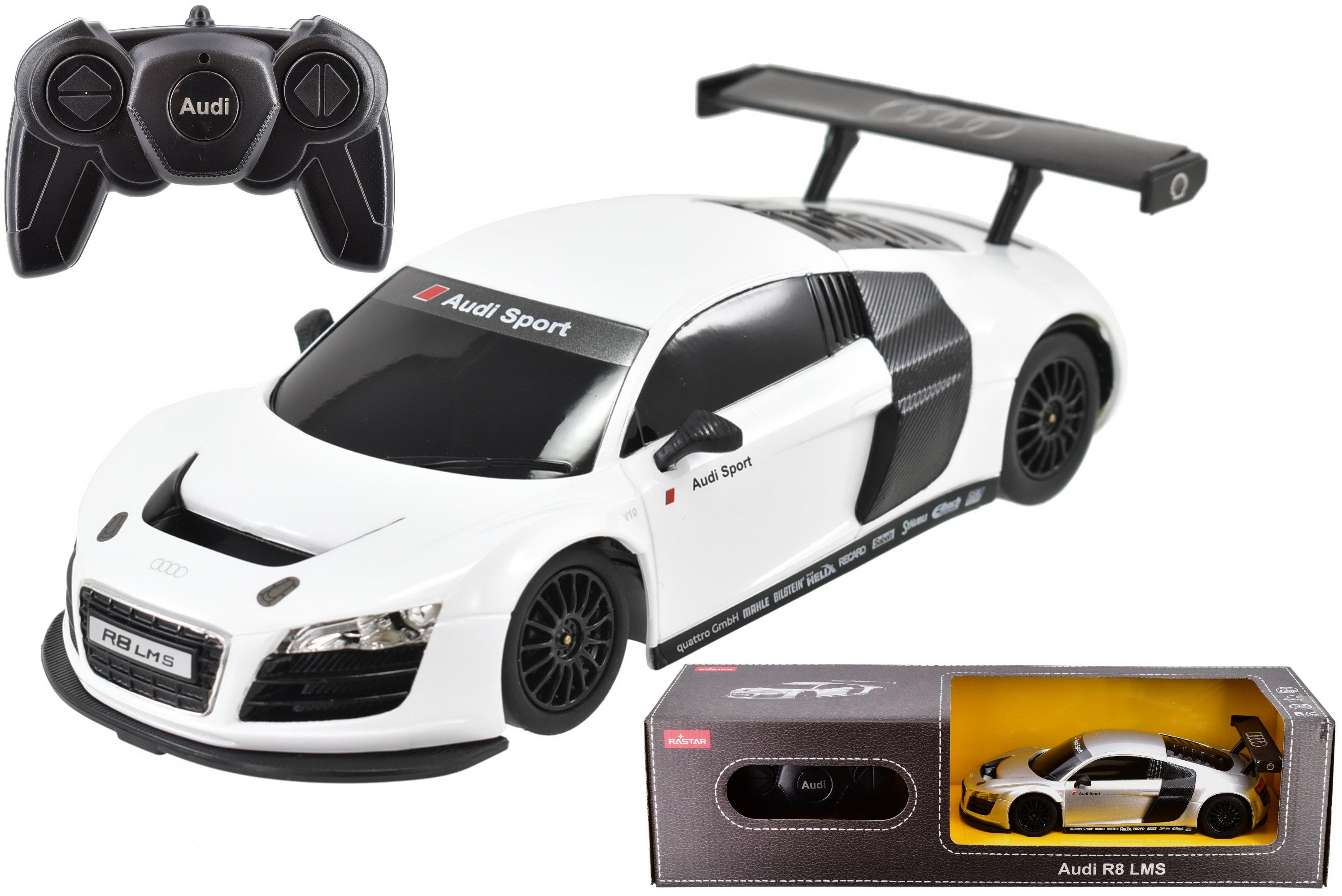 1:24sc Radio Controlled Audi R8 Sport