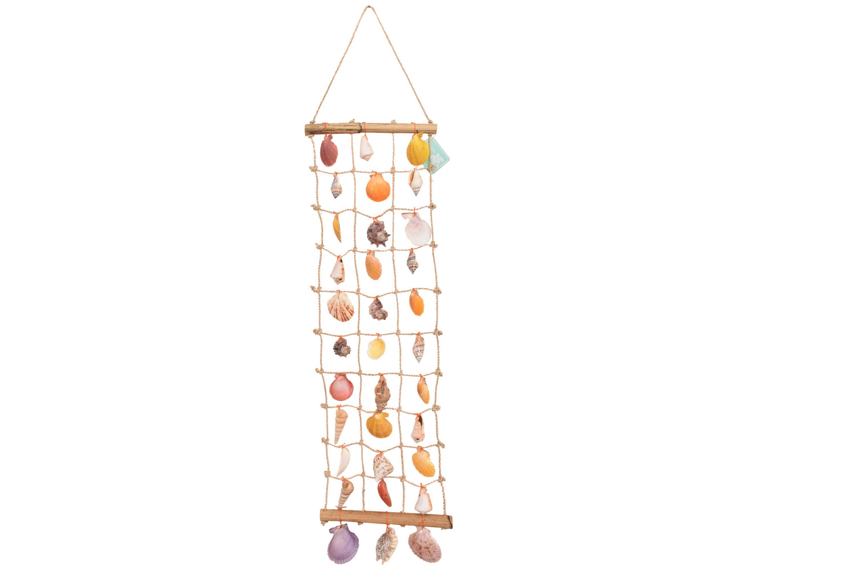 3 Row Shell Ladder