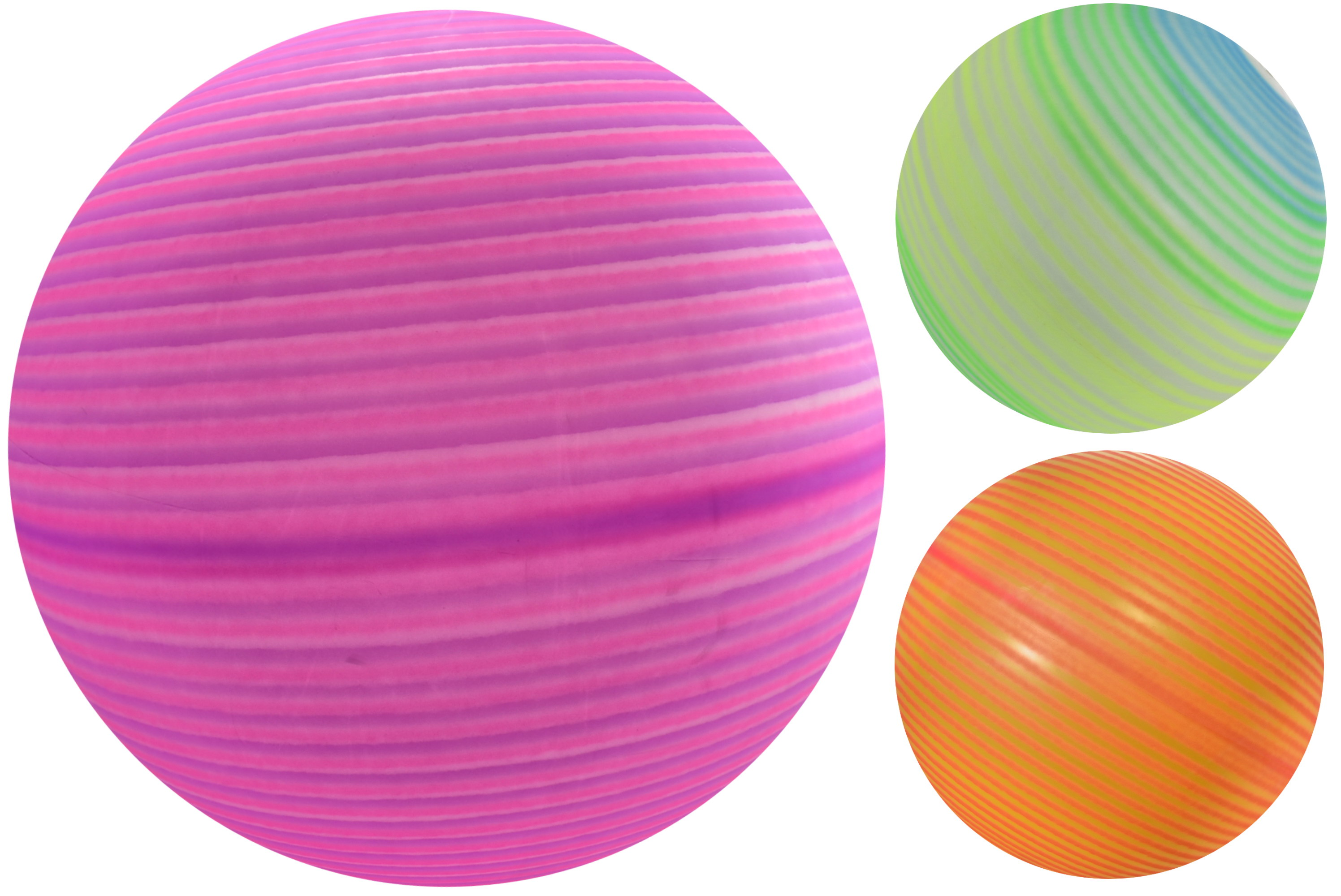 "18"" 300gm Neon Saturn Ring Ball - Deflated (3 Assorted)"