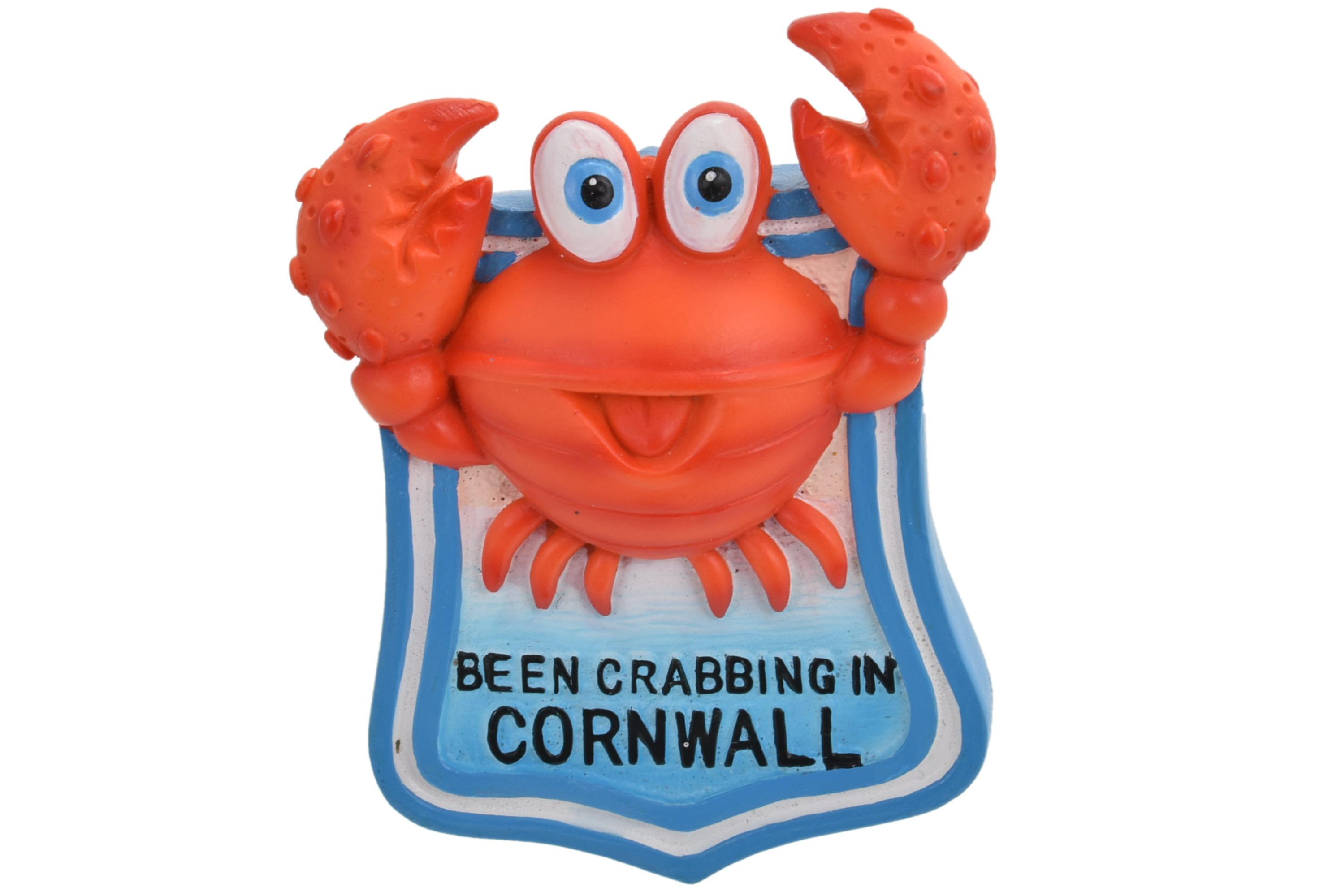 Crabbing Magnet Cornwall