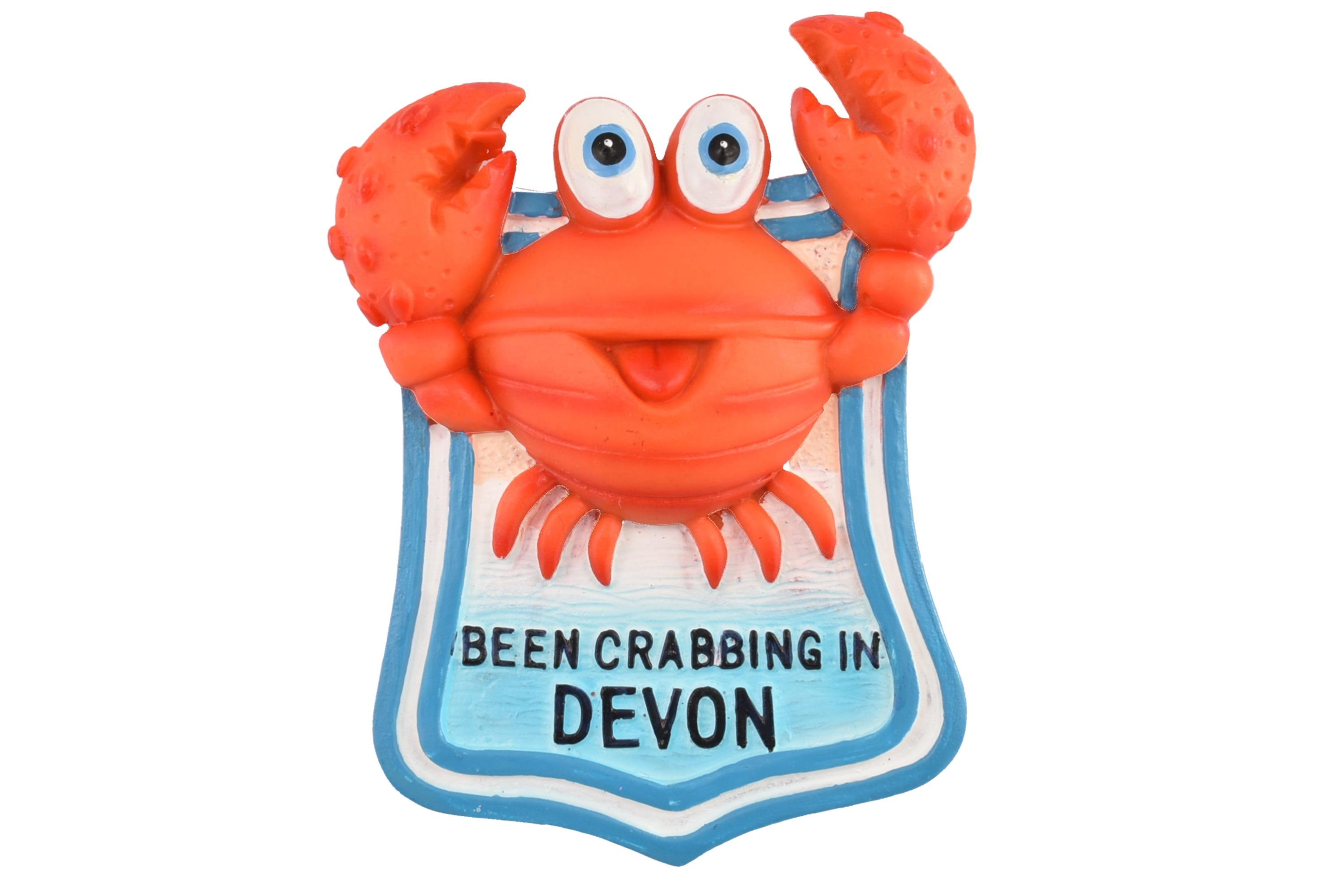 Crabbing Magnet Devon