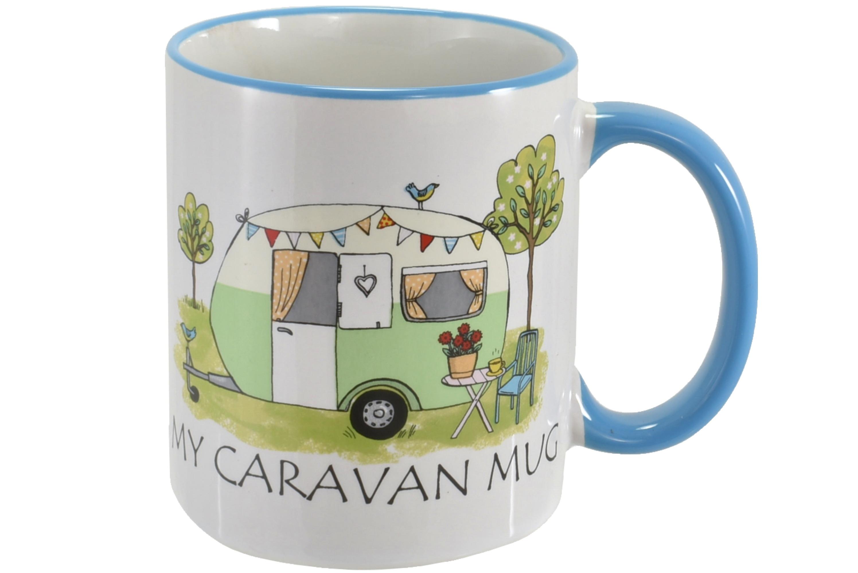 Caravan Mug Stoneware 10oz