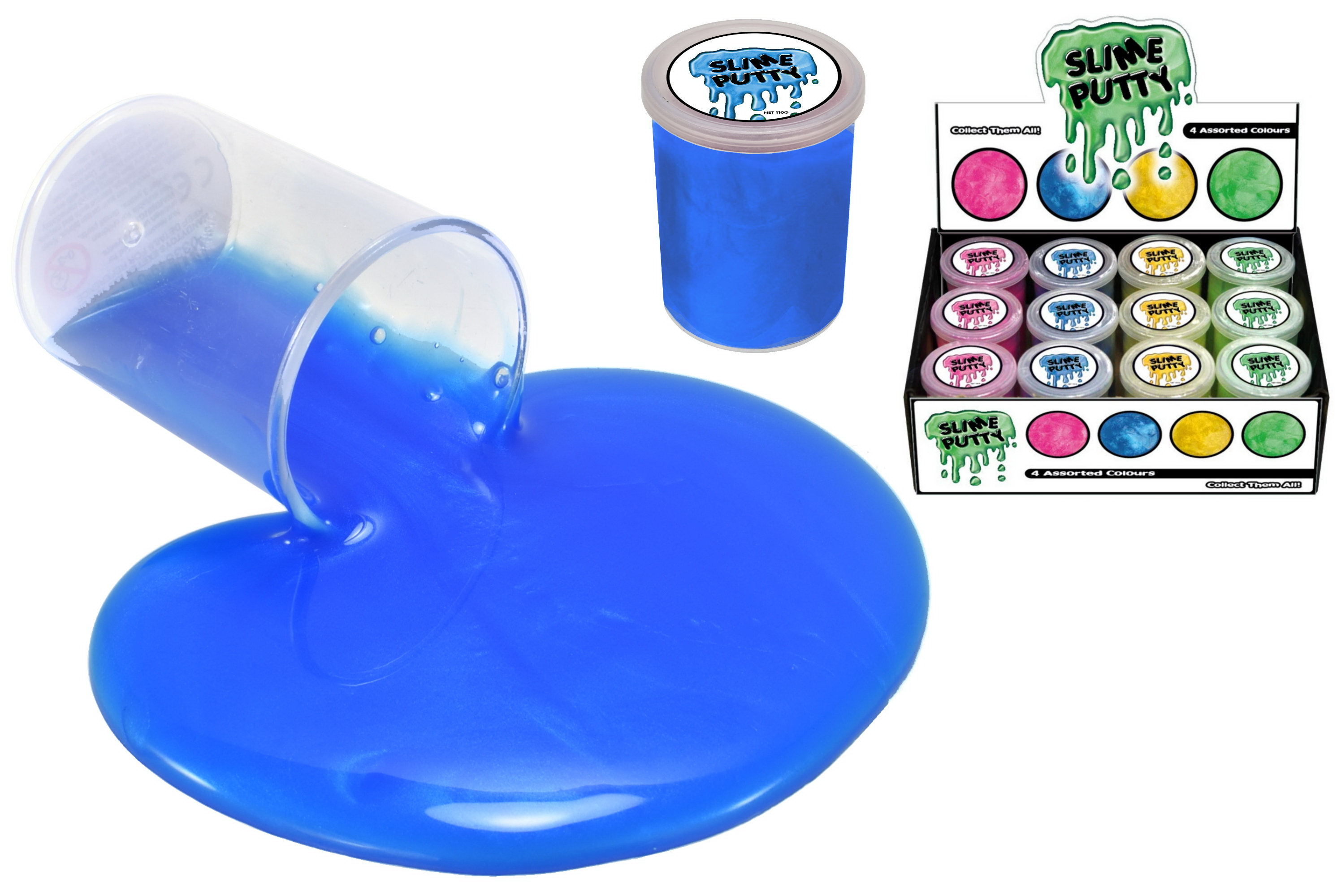 Slime Putty (110g) In Display Box