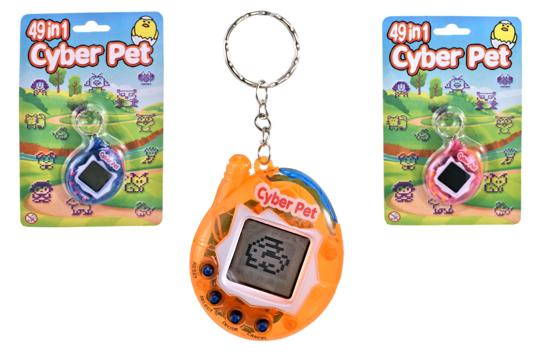 49 In 1 Cyber Pet - Blistercard