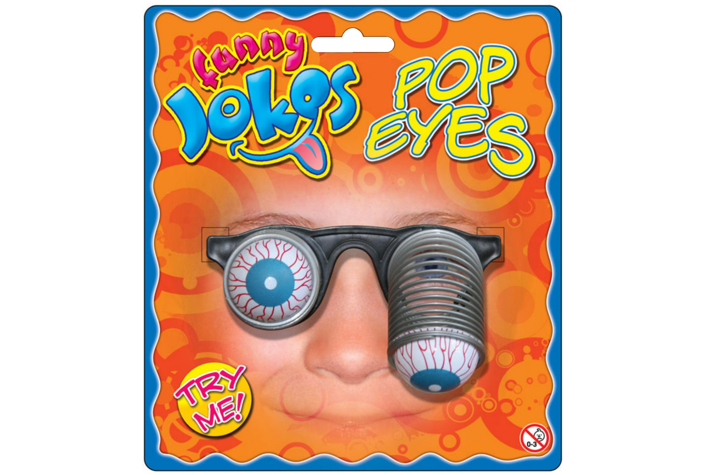 Joke - Pop Eyes