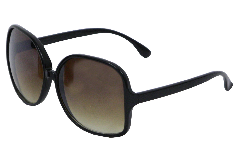 Ladies Larger Lens Designer Sunglasses - 4 Assorted
