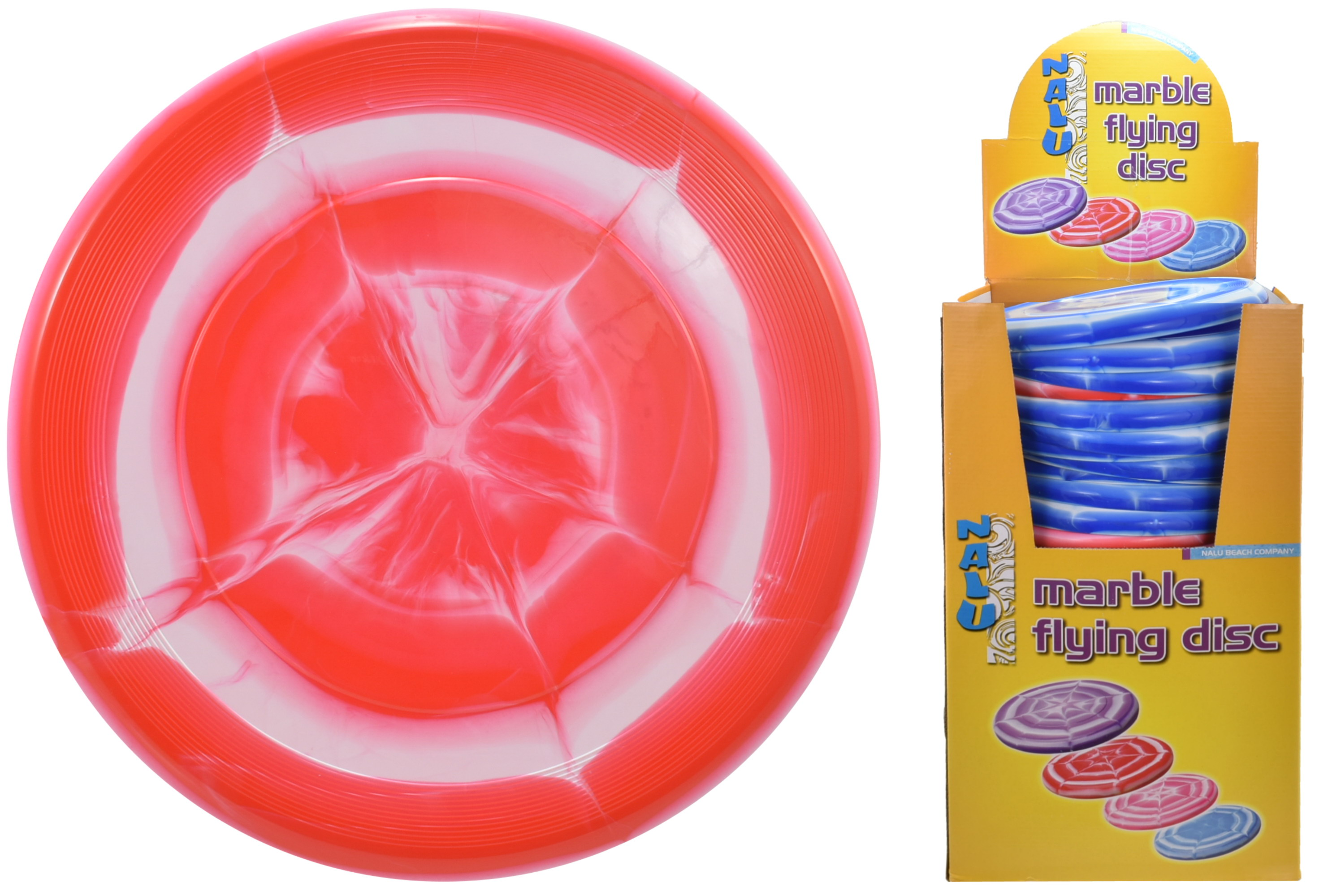 "Marble Flying Disc (10.5"") D/Box - ""Nalu"""