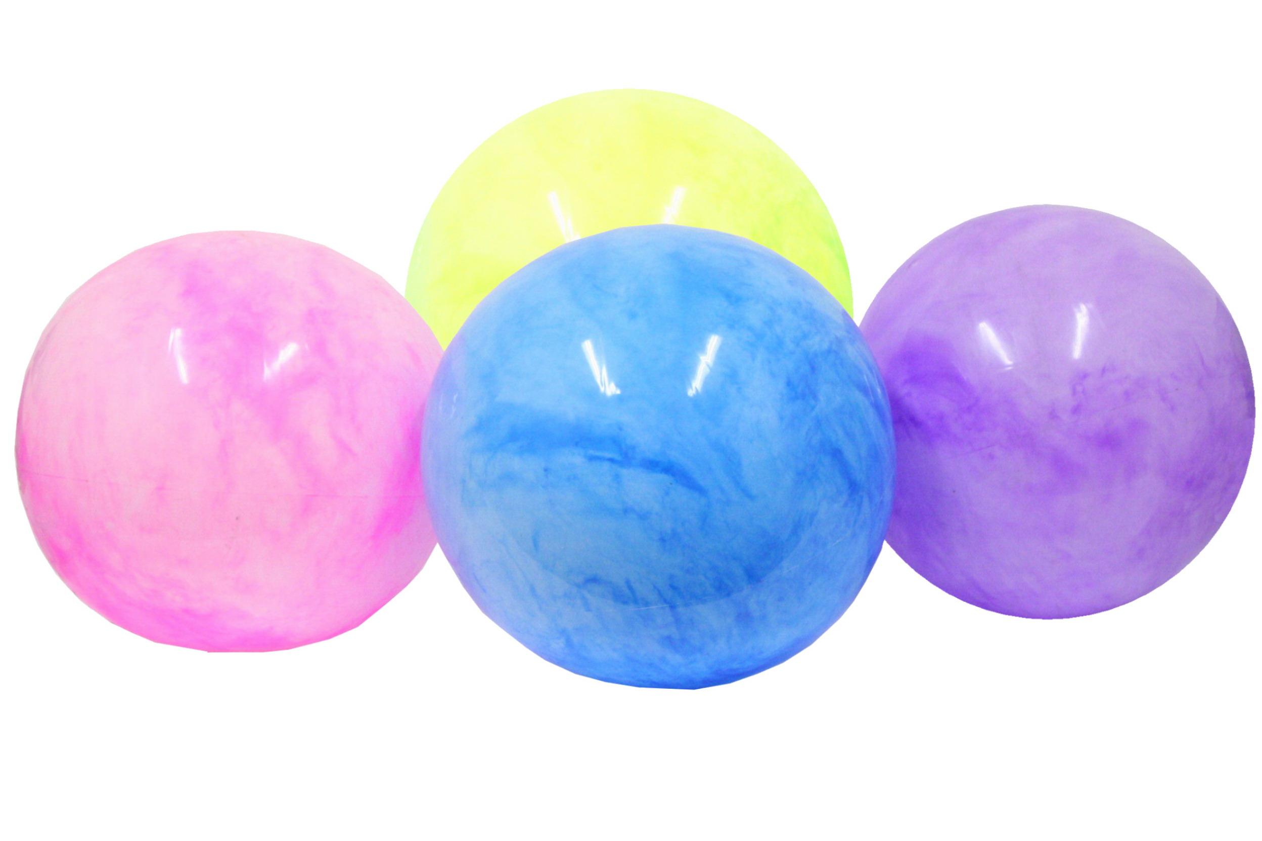 "15""/140g Marble Balls - Deflated"