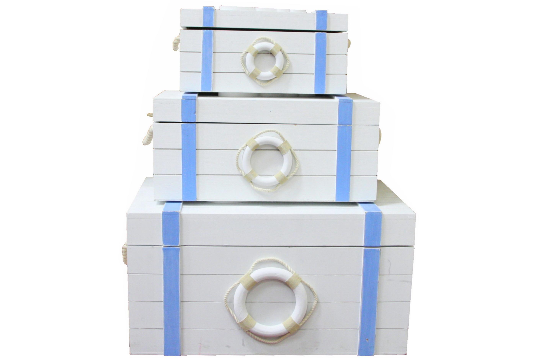 Wooden 3 Box Set (50cm/40cm/30cm)