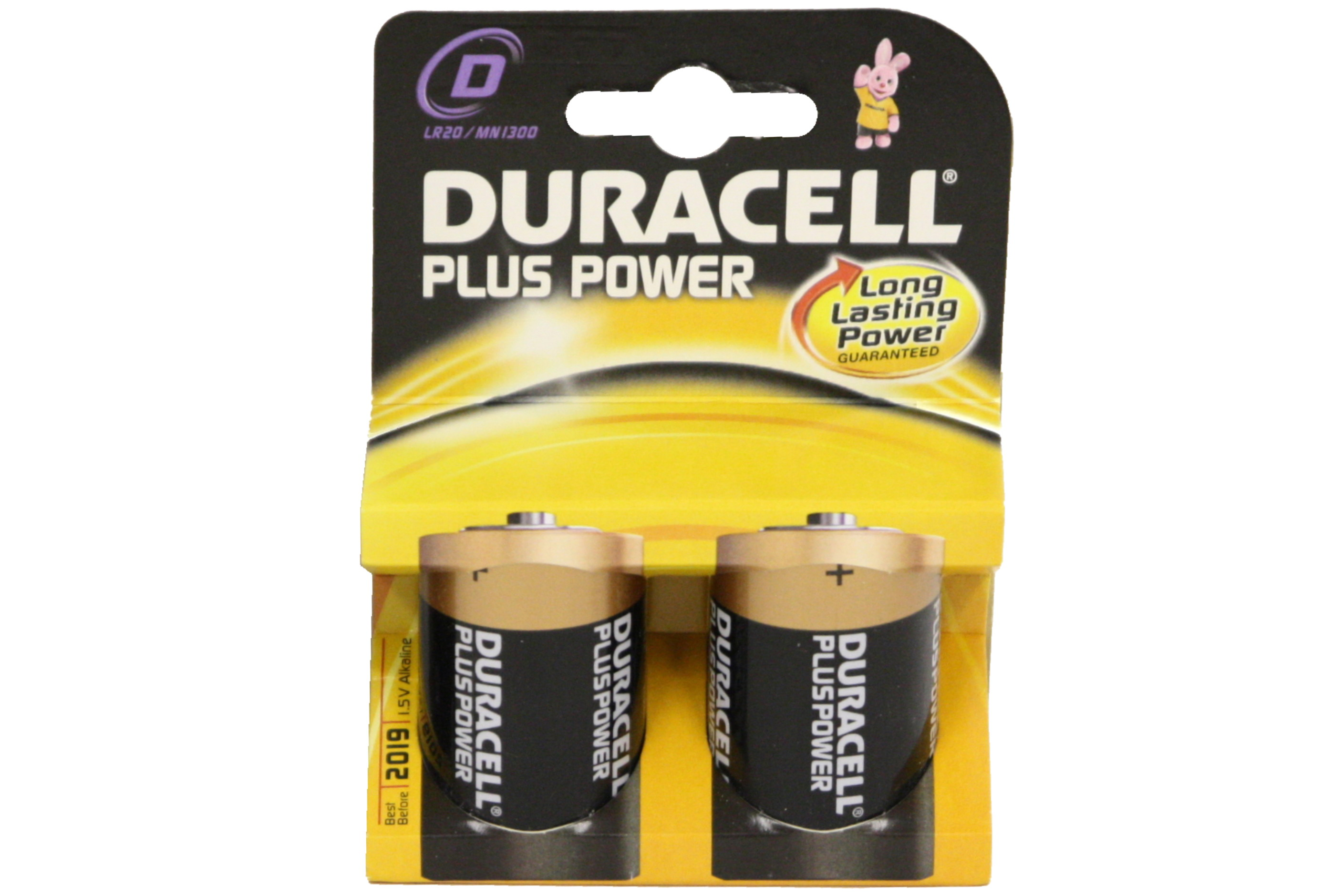 Duracell D Batteries Mn1300 - 2 Pack