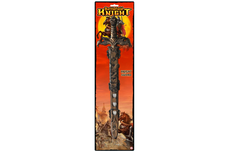 "Knight Sword On Tie Card - ""Knight Series"""