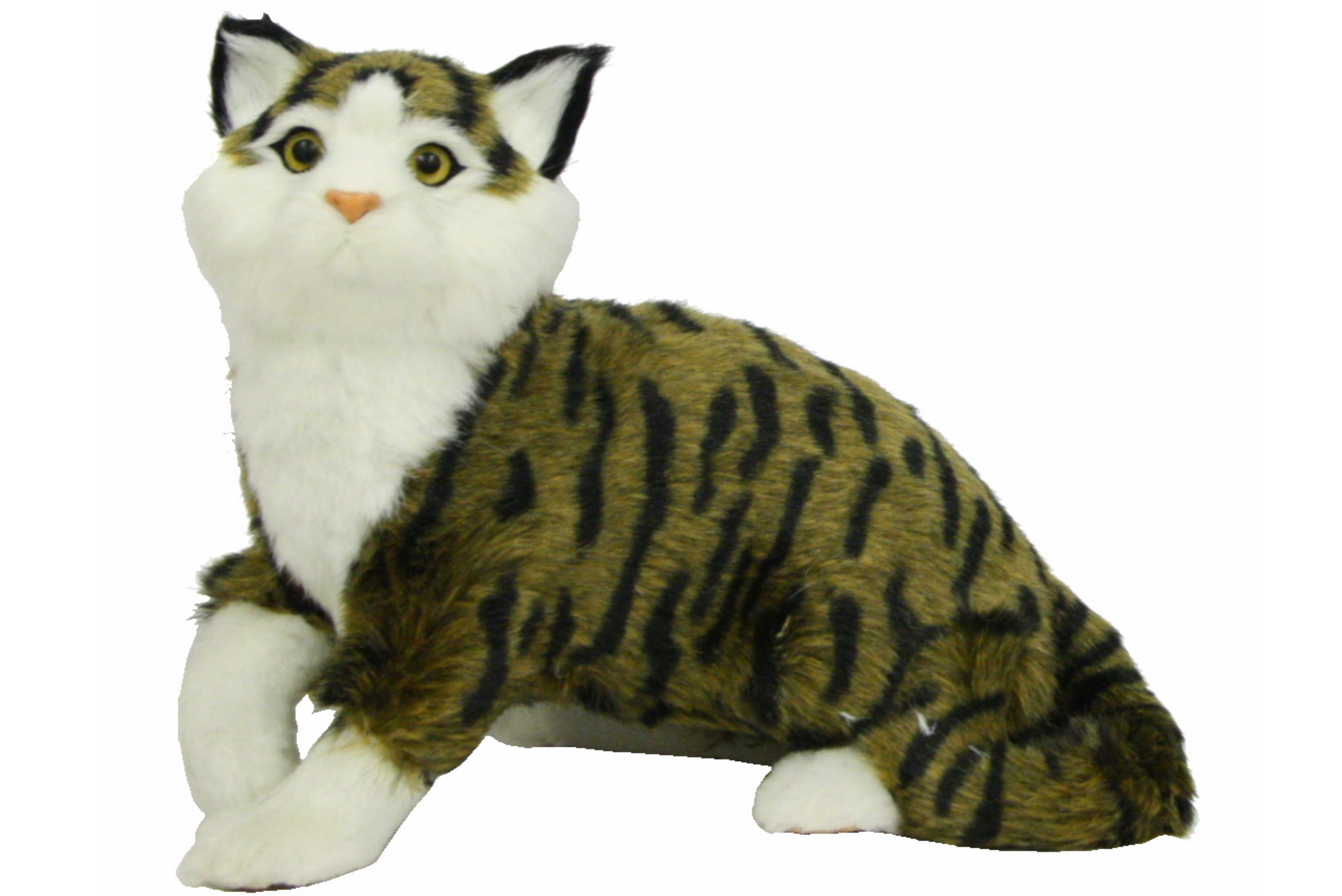 26cm Prowling Cat - 3 Assorted