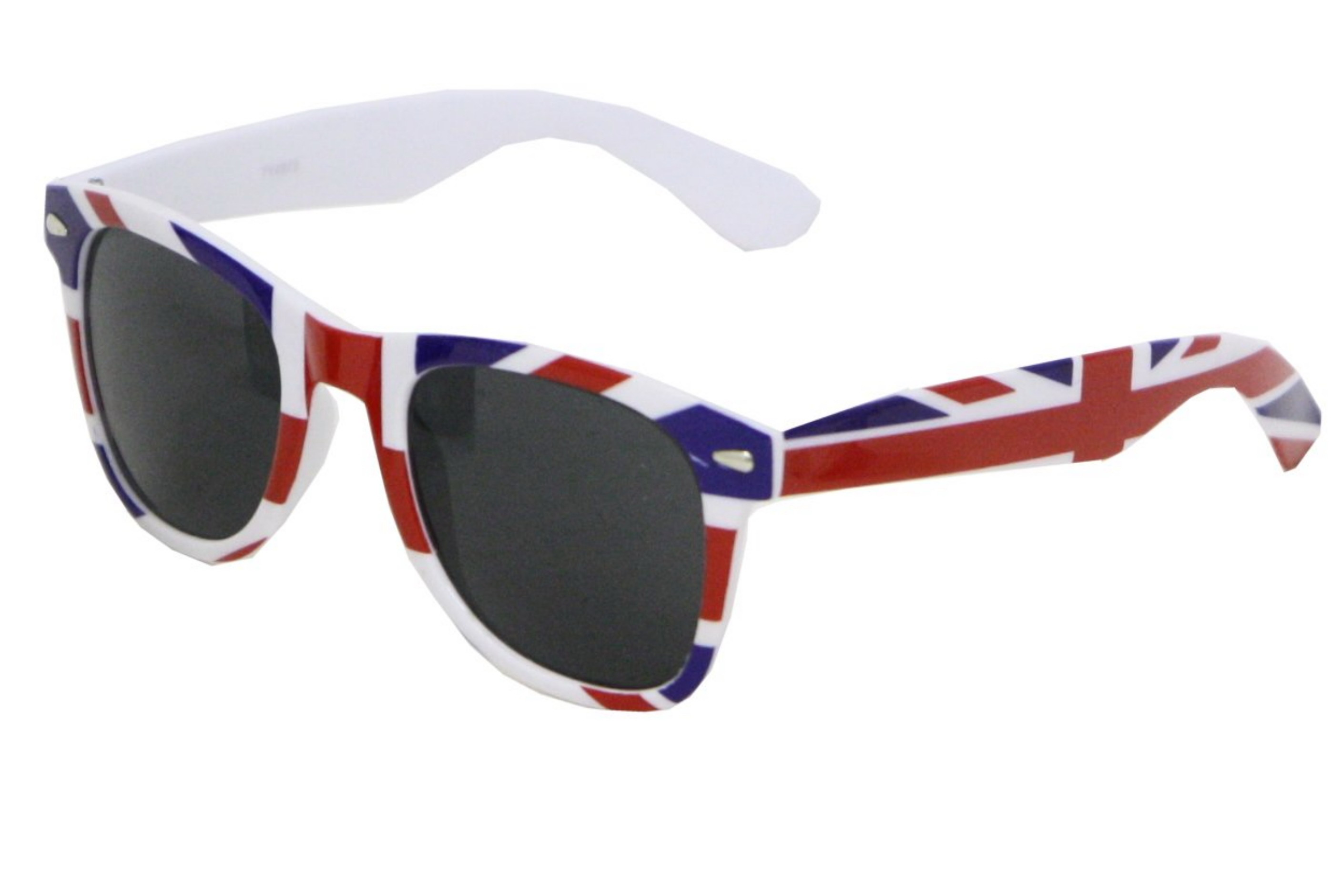 Adult Union Flag Plastic Frame Sunglasses
