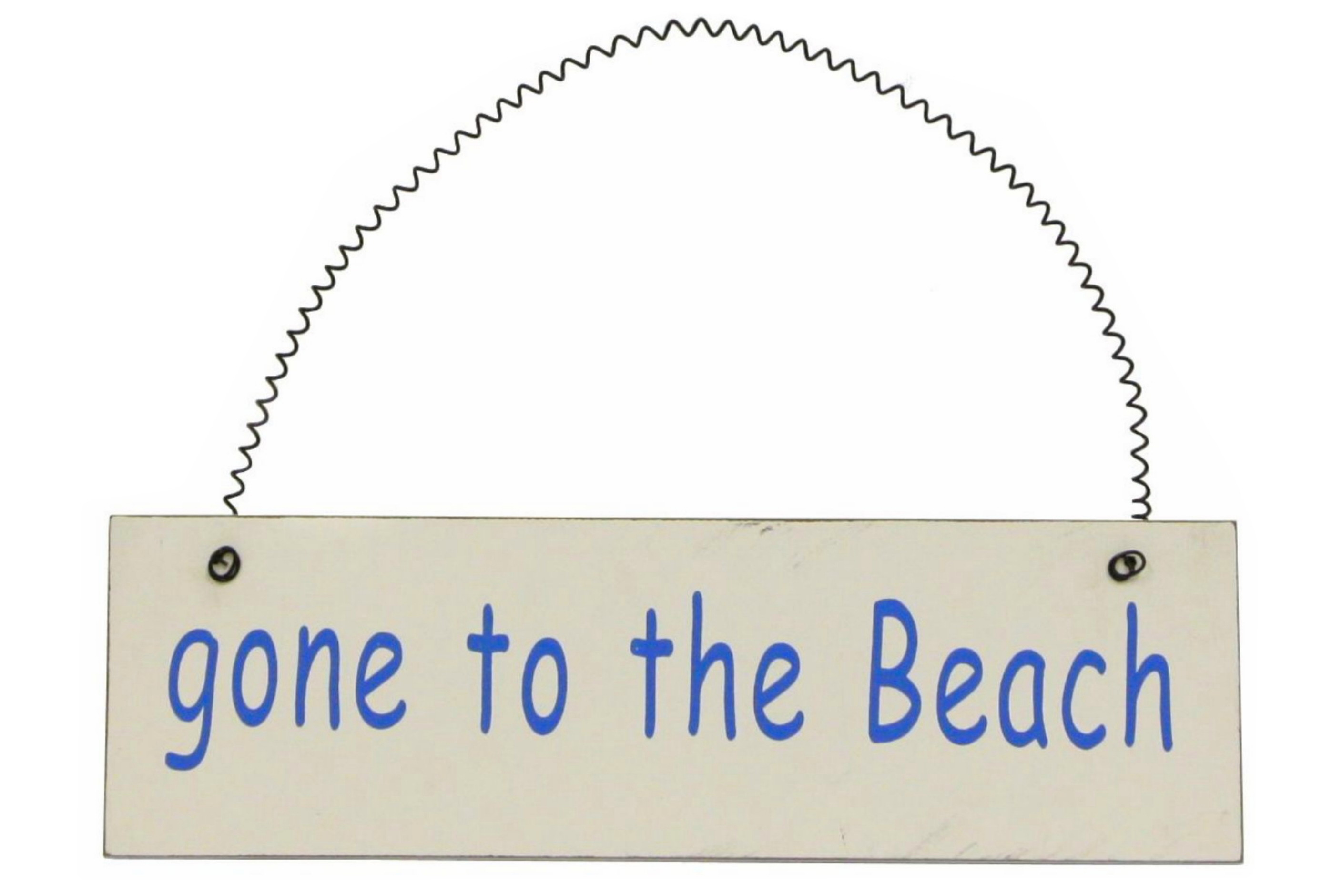 Wooden Hanging Signs 3 Assorted Designs 25cm