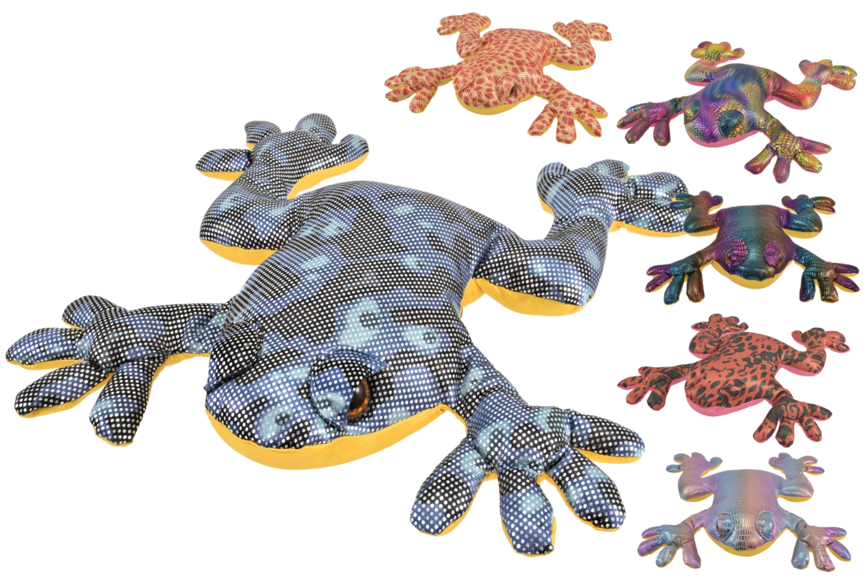 "18"" Sand Frog (6 Assorted Colours)"