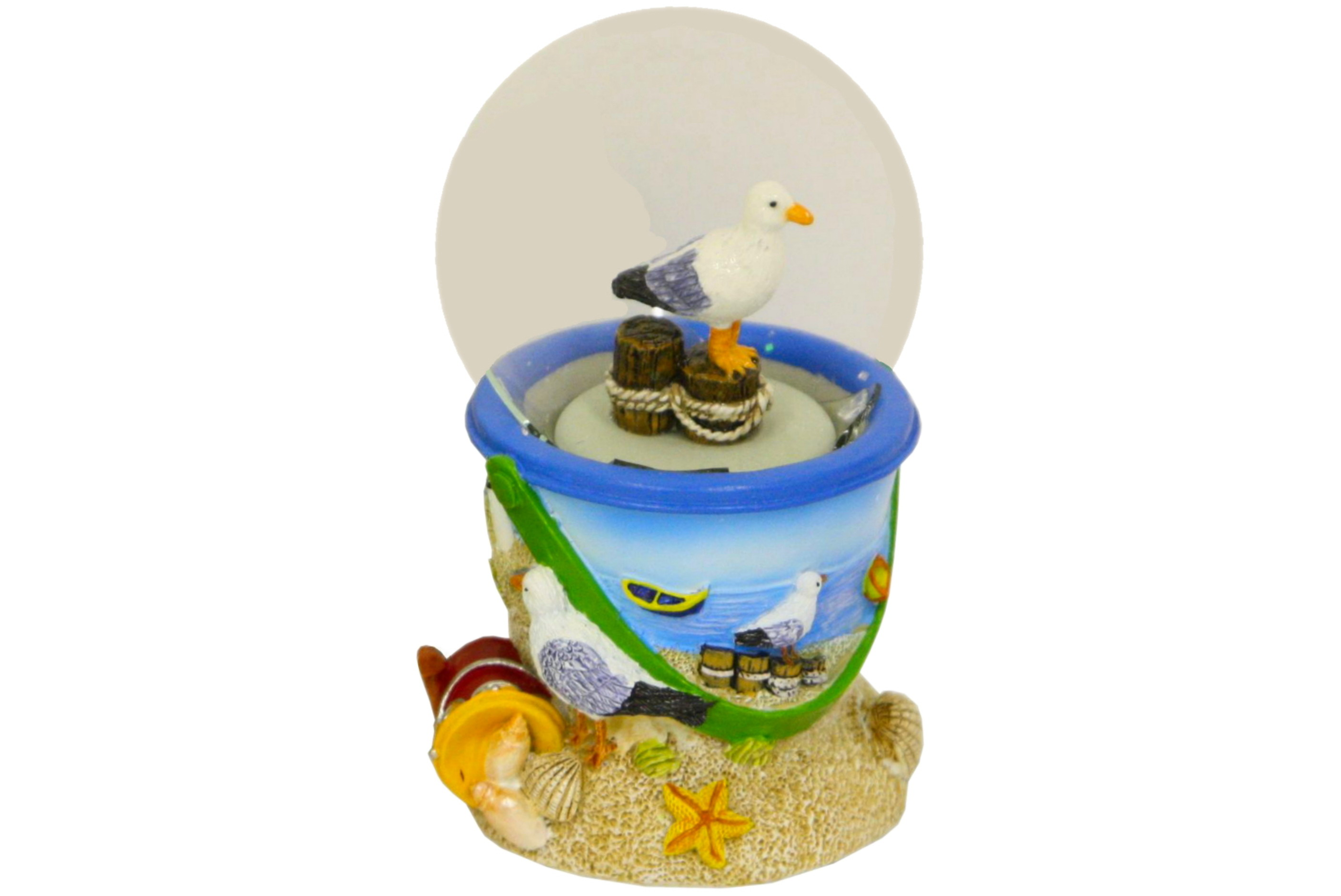 Seagull Waterball With Bucket Base 65mm