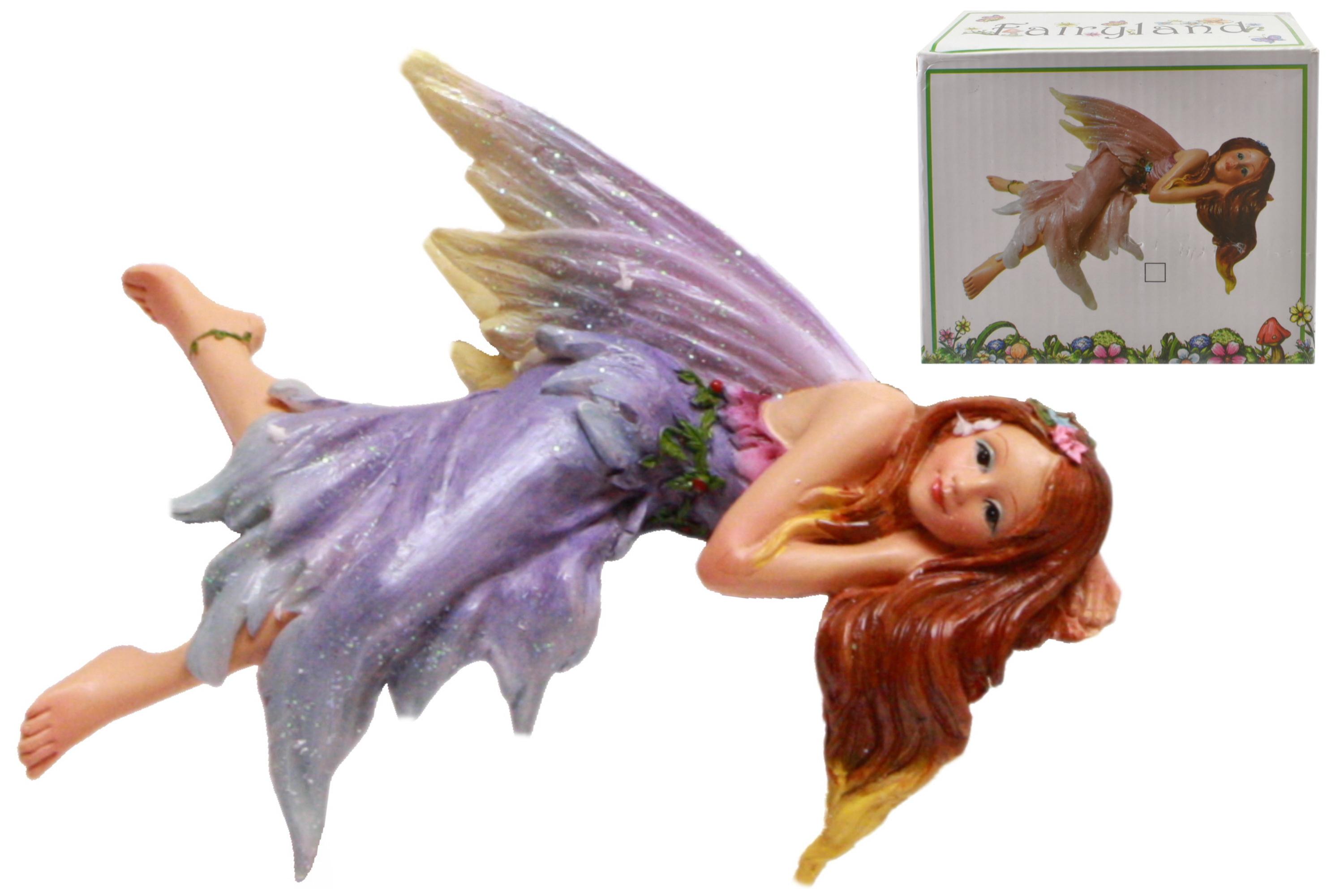 Fairyland Shelf Edge Fairy In Colour Box 2 Assorted