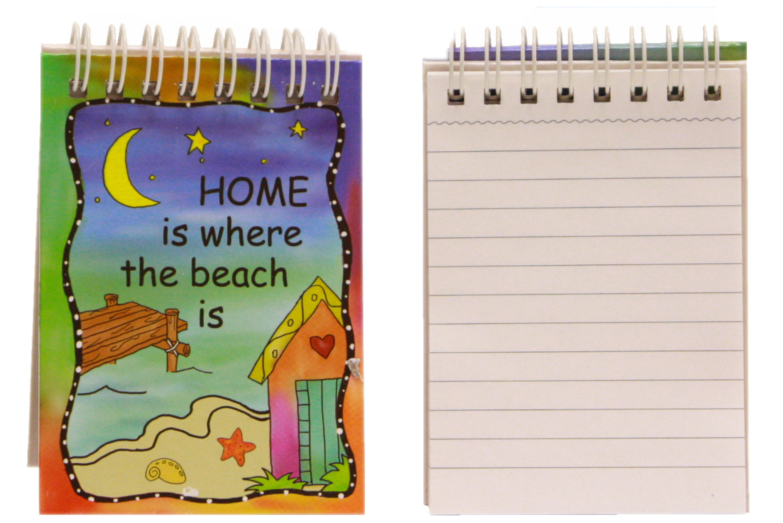 Life Is Fun Notebook In Display Box