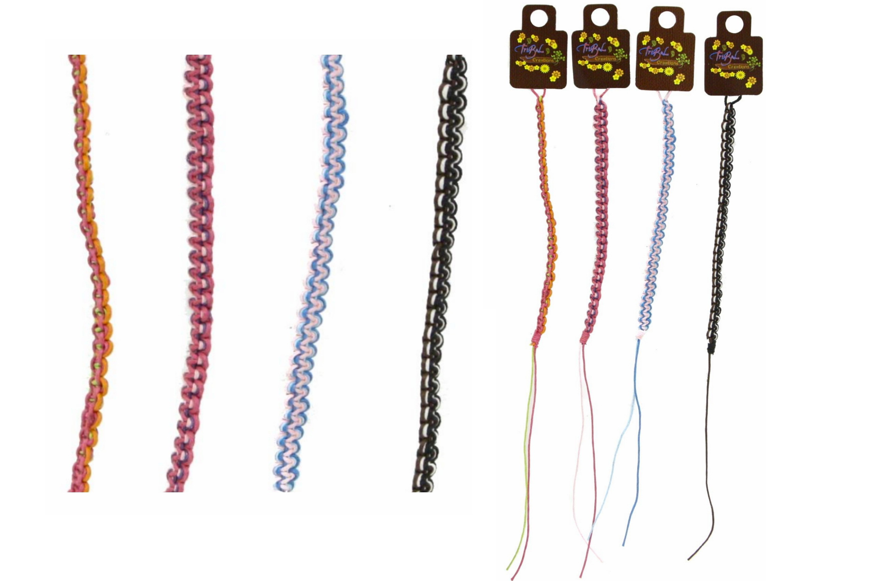 Friendship Bracelet Style 7