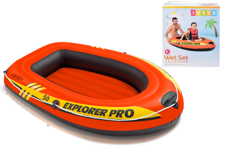 "Explorer Pro 50 Boat 54"" x 33"" x 9"" In Shelf Box"