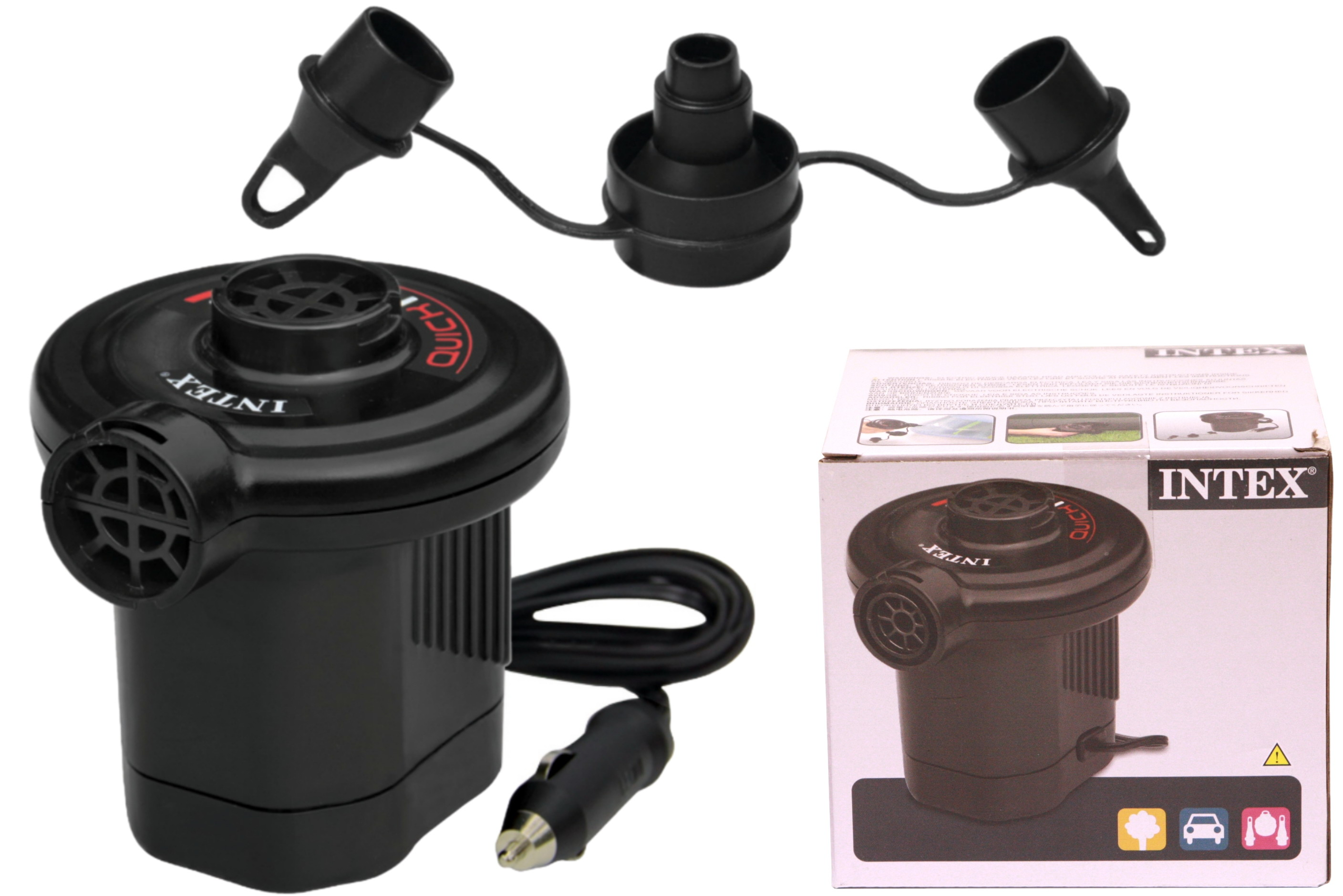 12v Quick Fill Electric Pump In Shelf Box