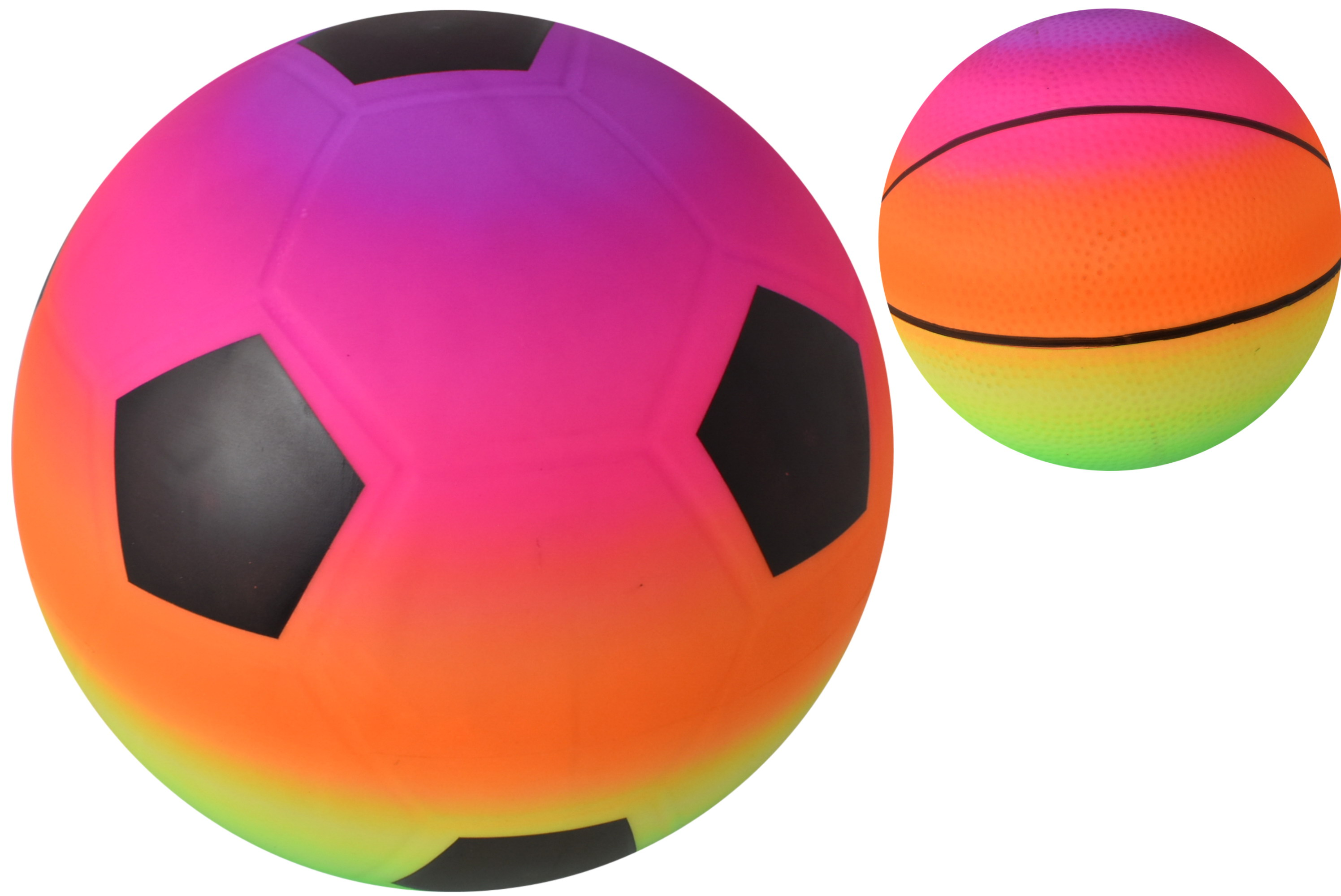 "8.5"" Neon Dimple Basketball/Football 180g"