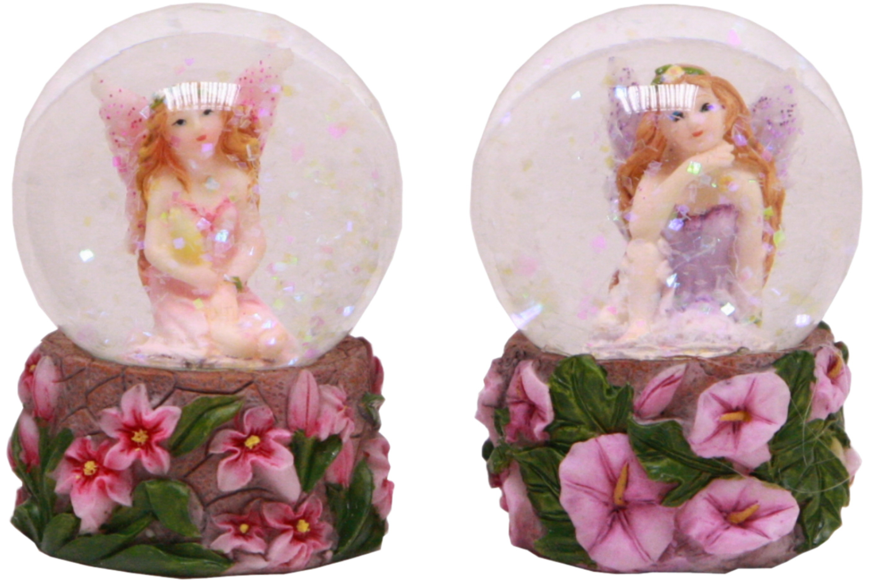 Resin Fairy Waterball 2 Assorted 45mm