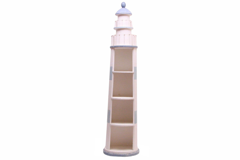 Tall Lighthouse Display Unit 139cm