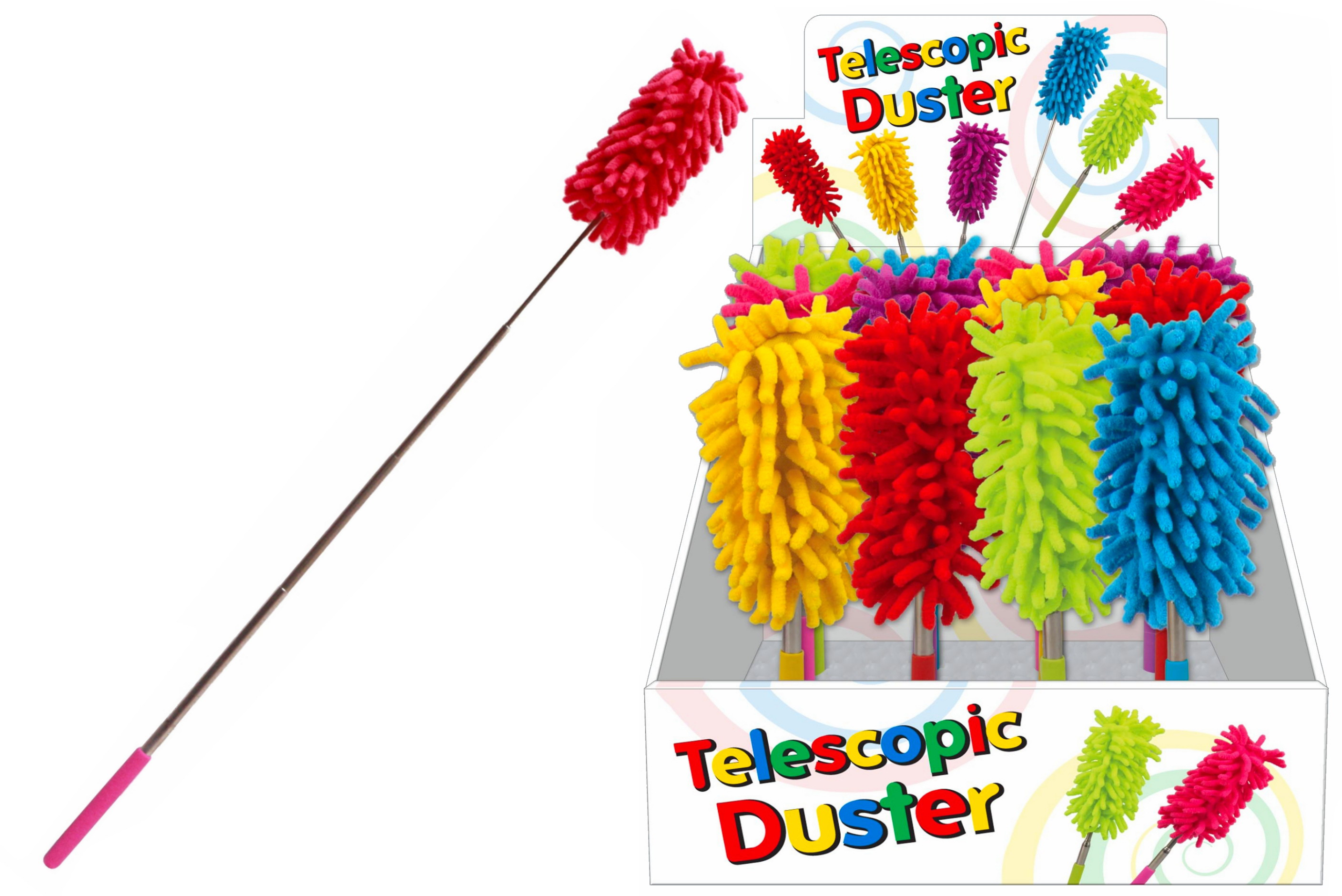 Telescopic Duster In Display Box