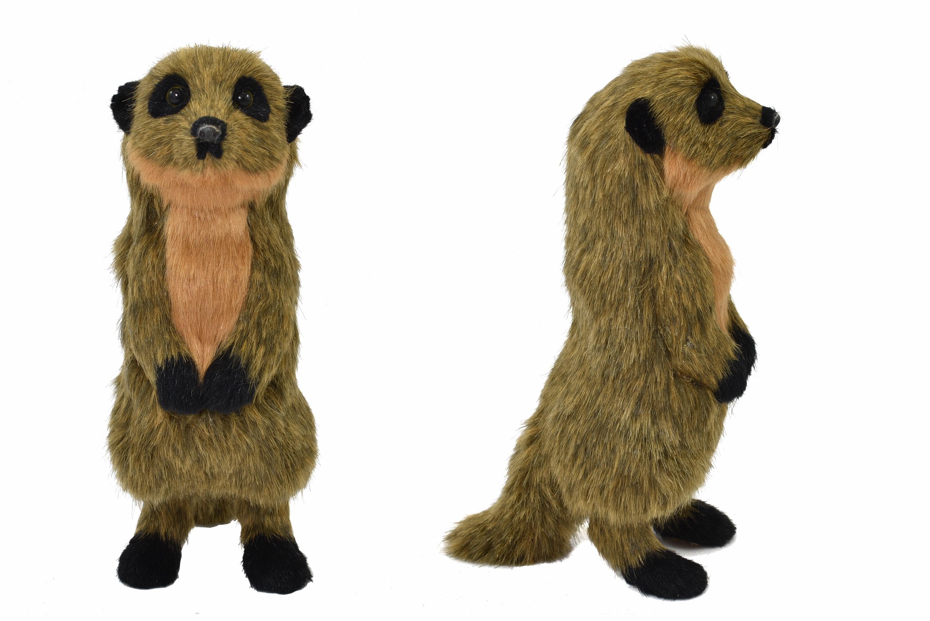 19cm Standing Meerkat