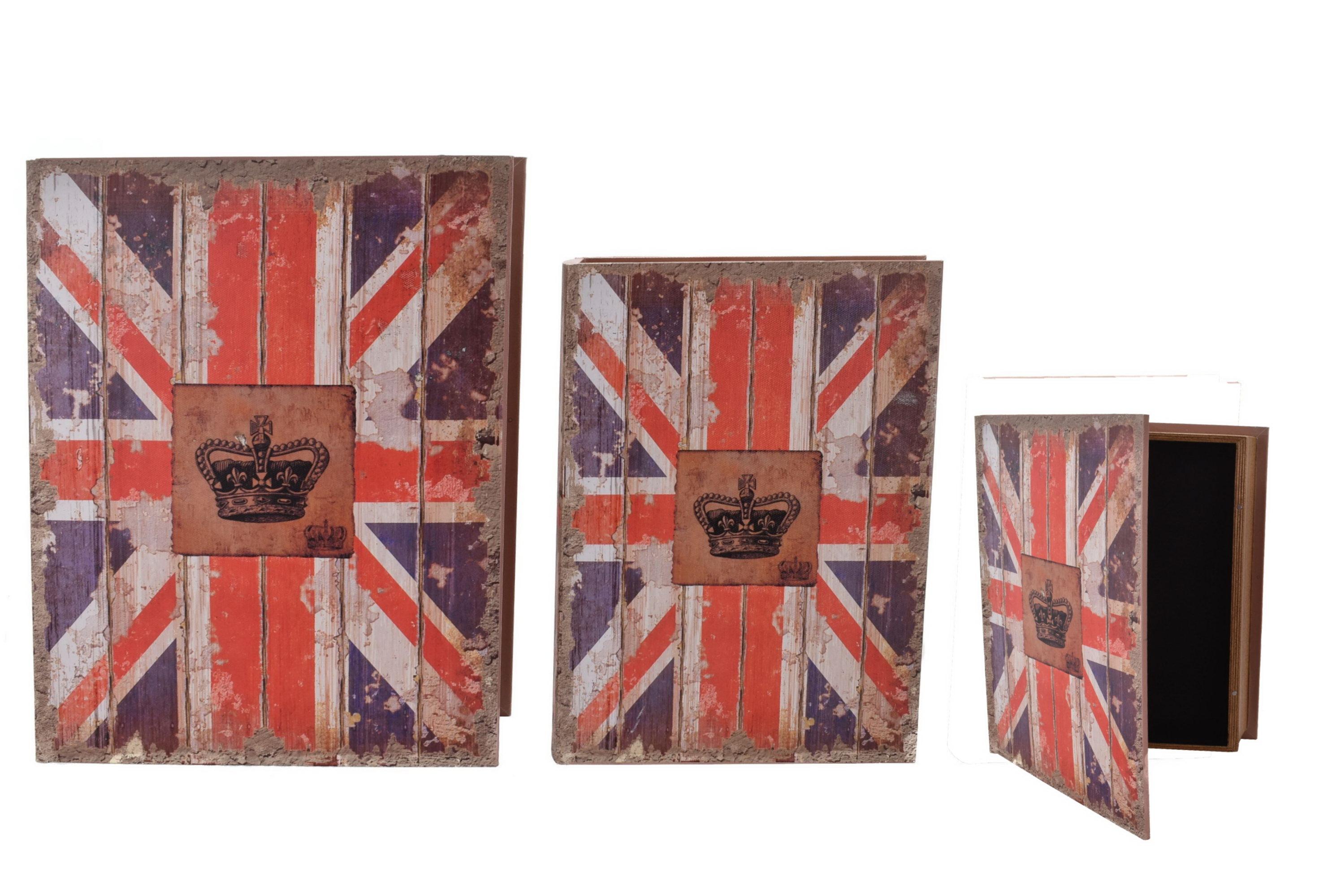 3 In 1 Storage Box Union Flag