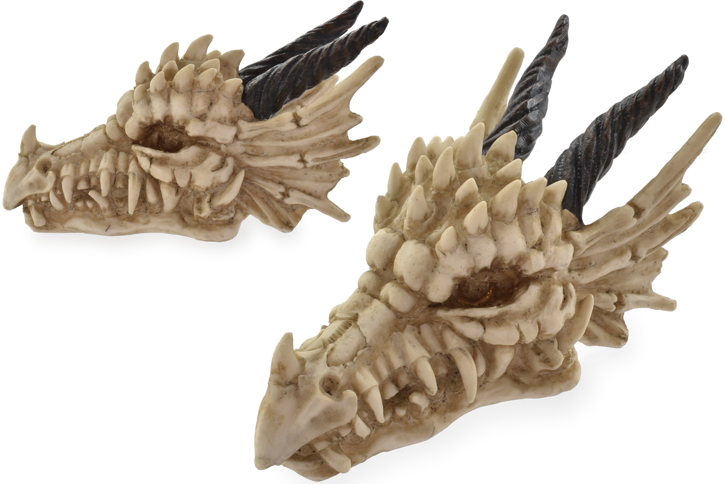 14cm Dragon Head