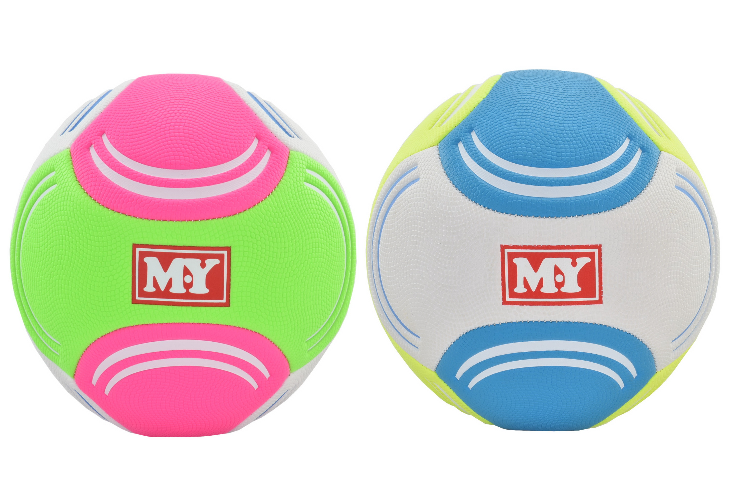 "Size 5 Soft Touch Beach Soccer 340g - 2 Asst Cols ""M.Y"""