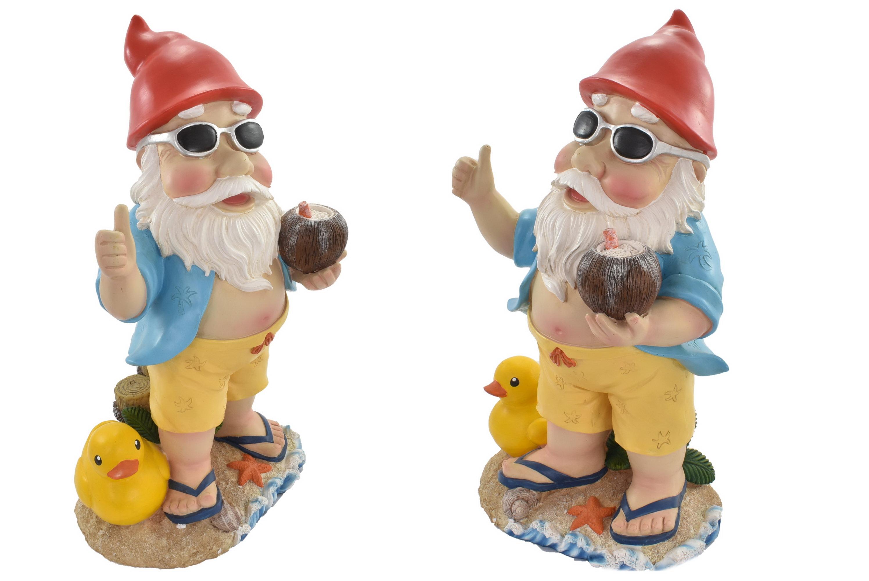 Beach Gnome 48cm