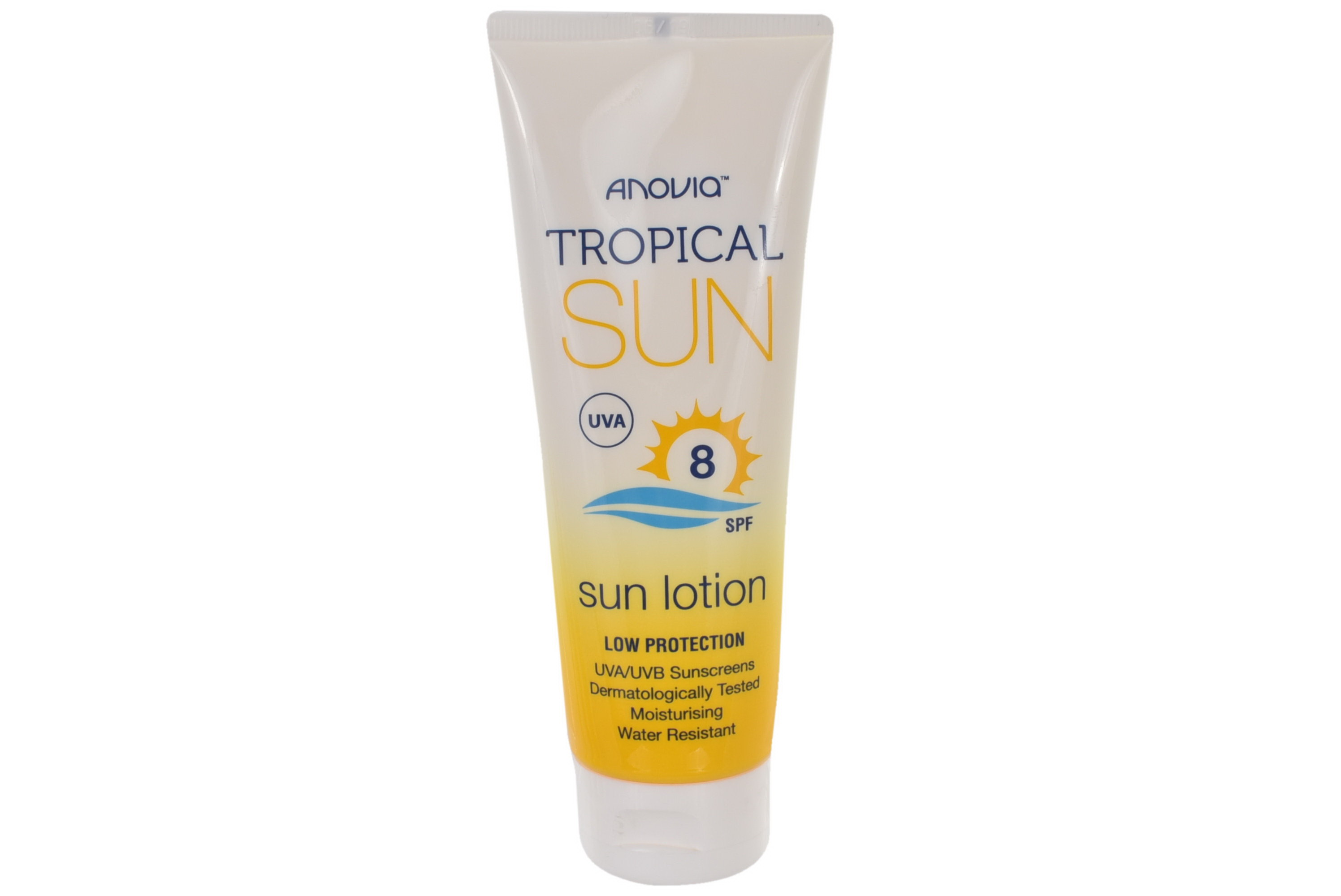 Tropical Sun Spf 8 Sun Lotion 100ml