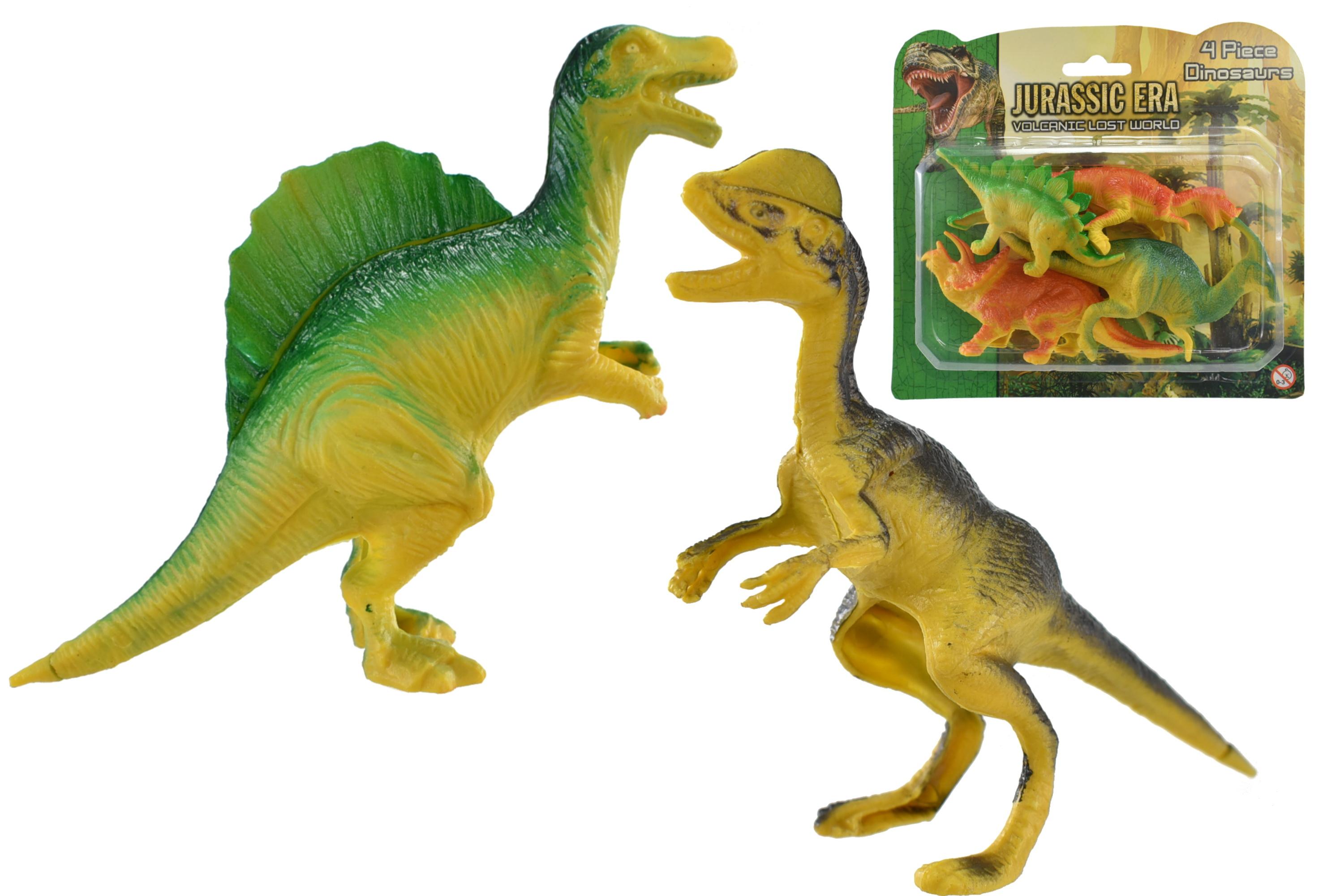 Dinosaur Playsets (3 Assorted) Blistercard