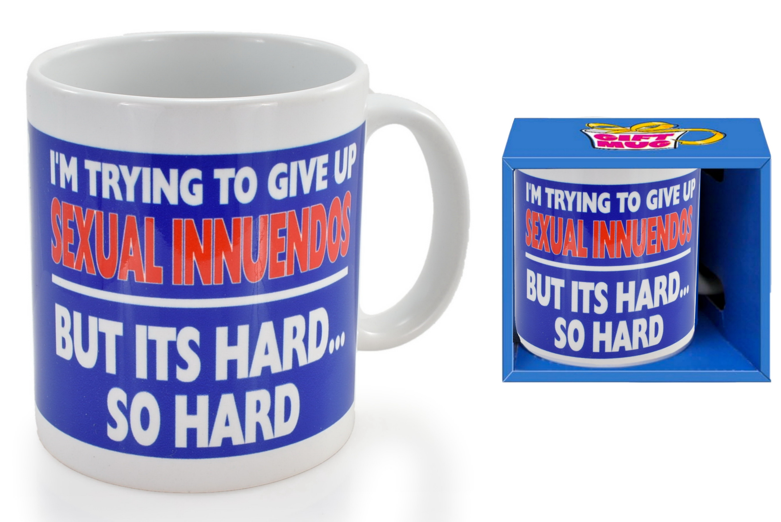 Sexual Innuendos Mug In Gift Box
