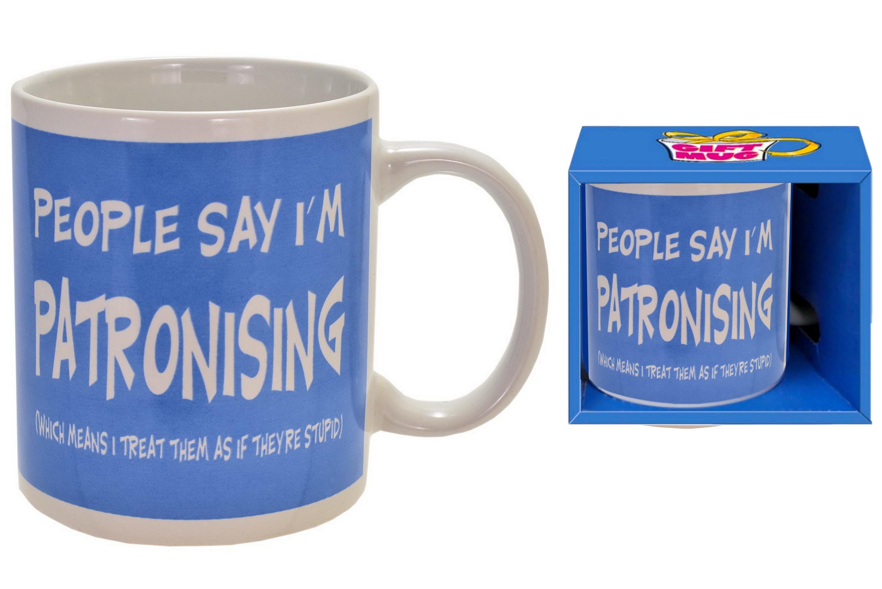 Partonising Mug In Gift Box