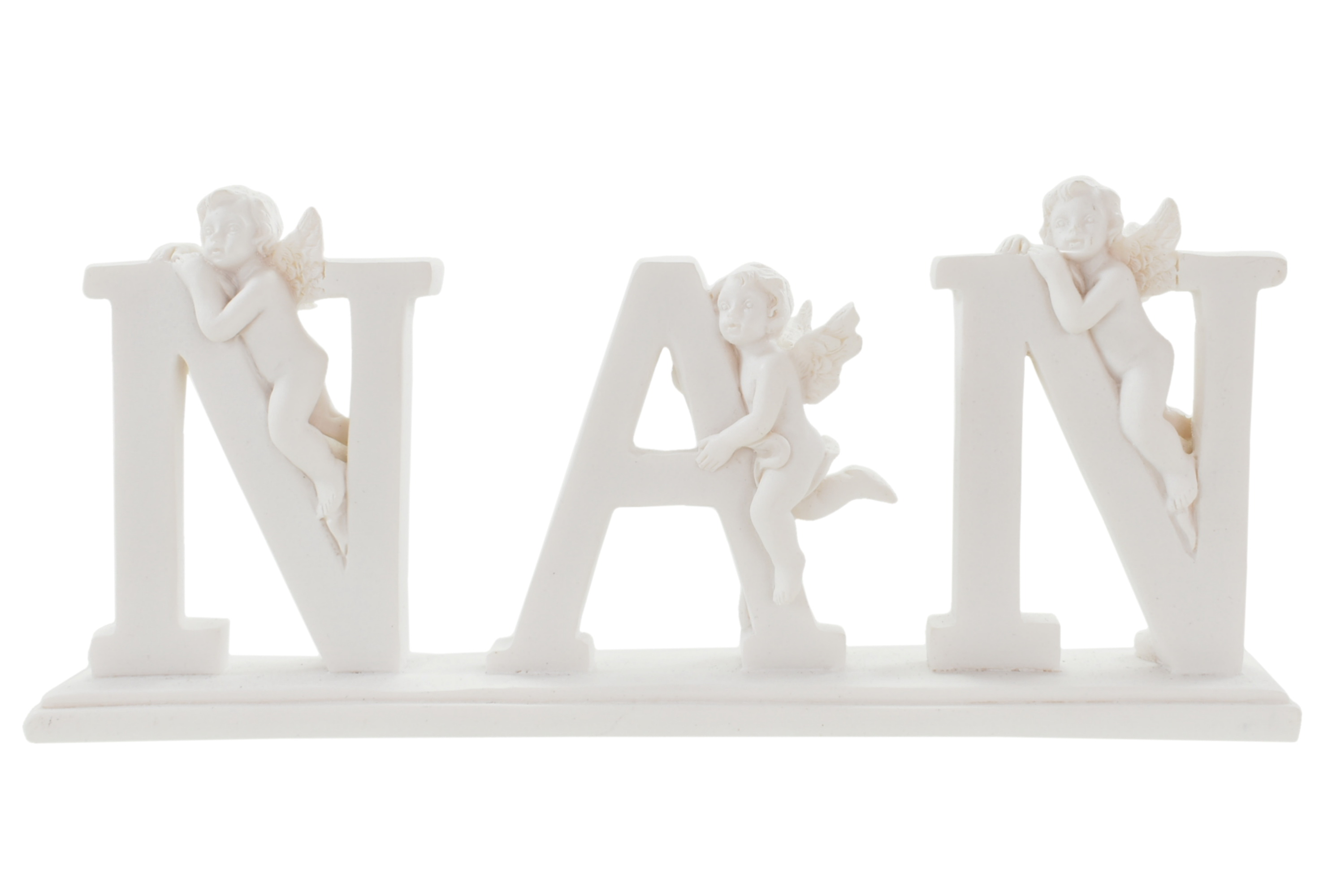 Angels With Nan Plaque