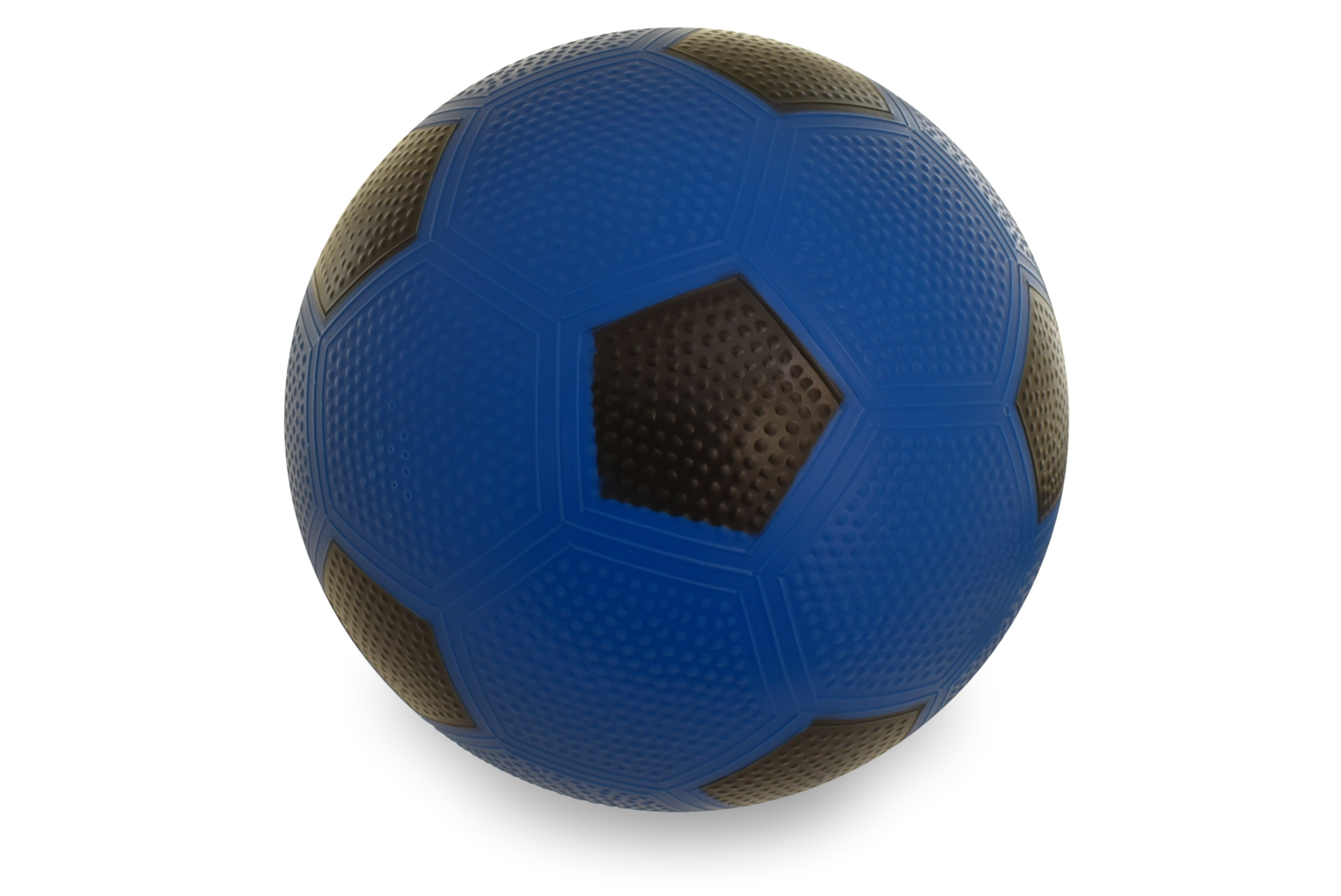 "8.5"" 200gm Football - Deflated - Blue Colour"