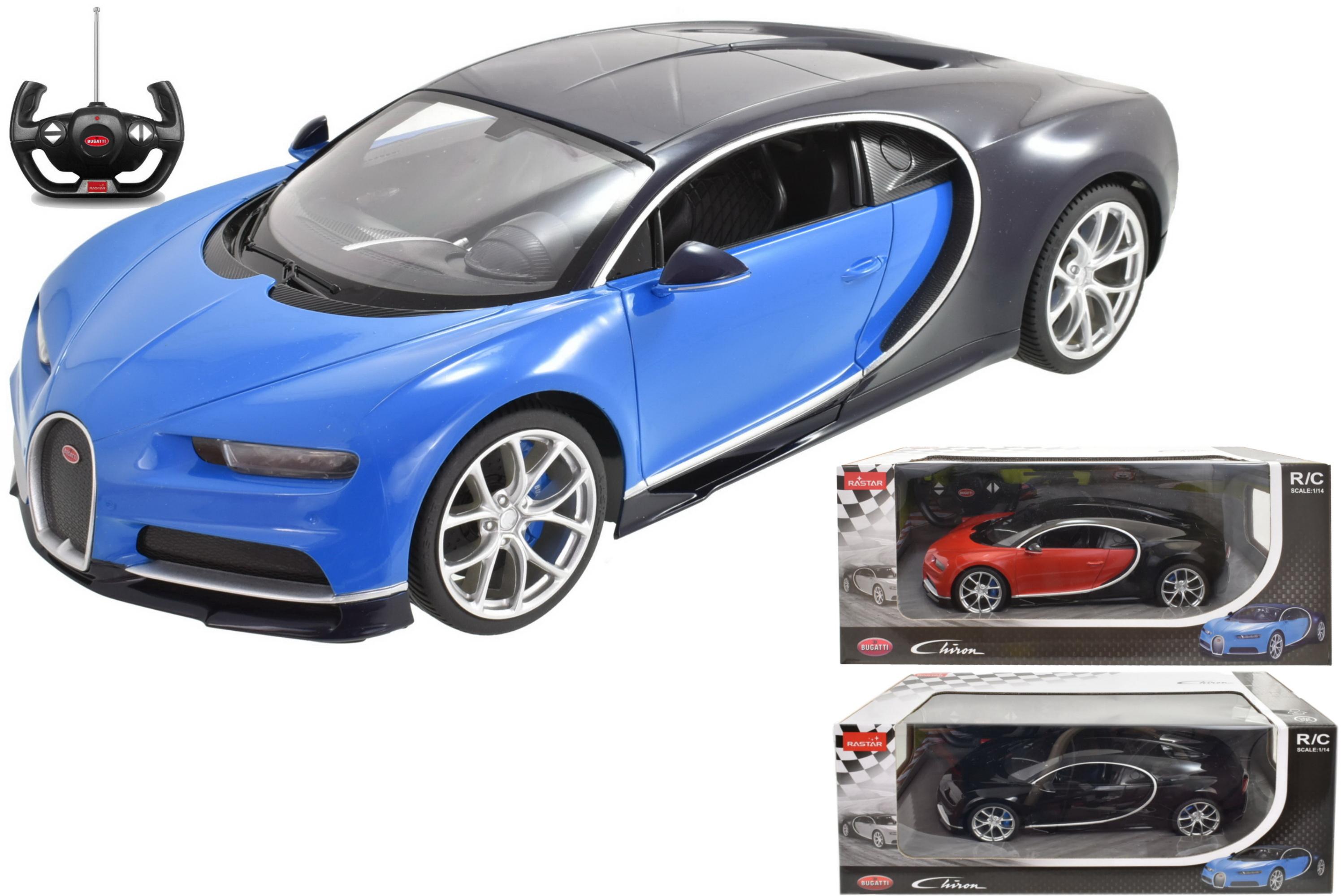 1:14sc R/C Bugatti Chiron