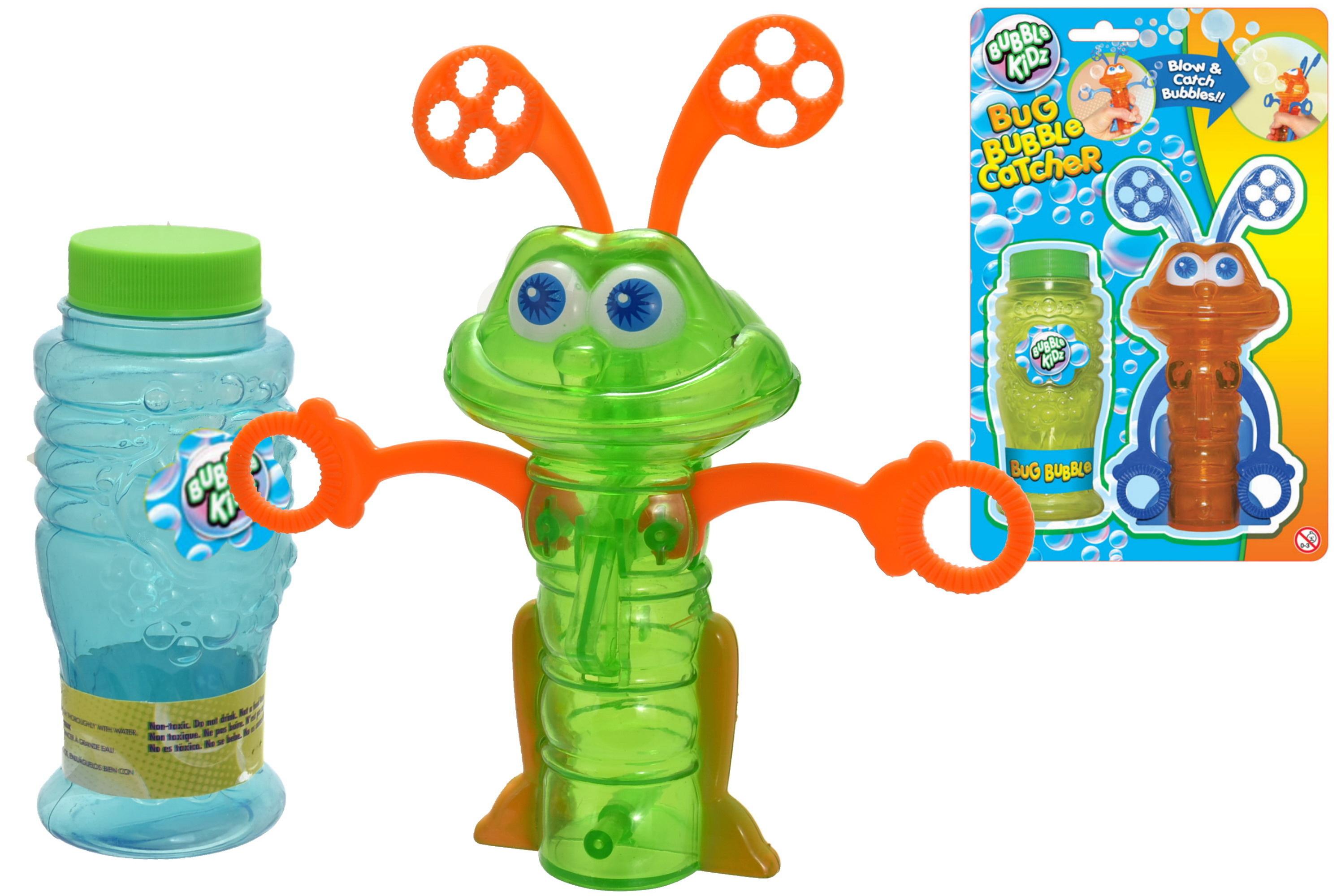 Bug Bubble Catcher (2 Assorted Colours) Playset