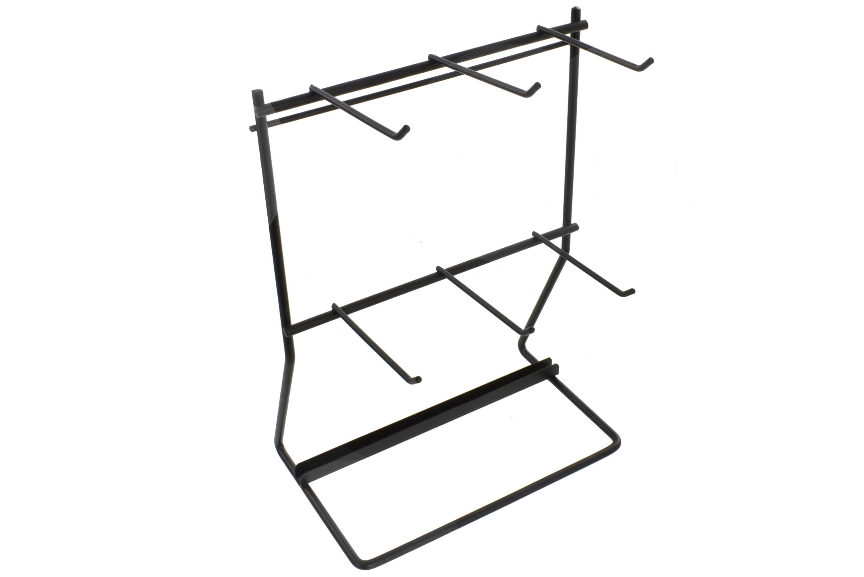 Metal Keyring Stand